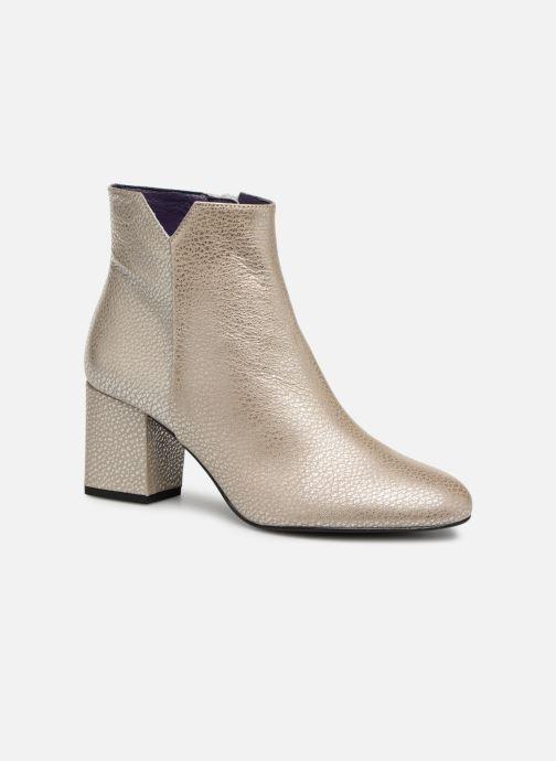Bottines et boots Anaki Virgin Argent vue détail/paire