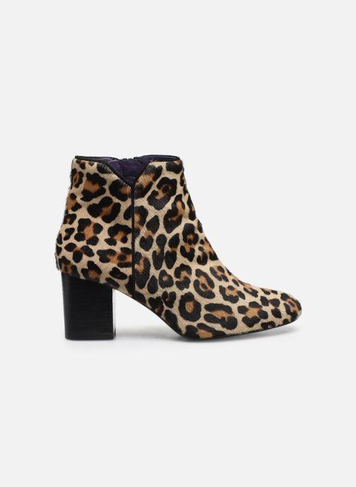 Boots en enkellaarsjes Anaki Virgin Bruin achterkant