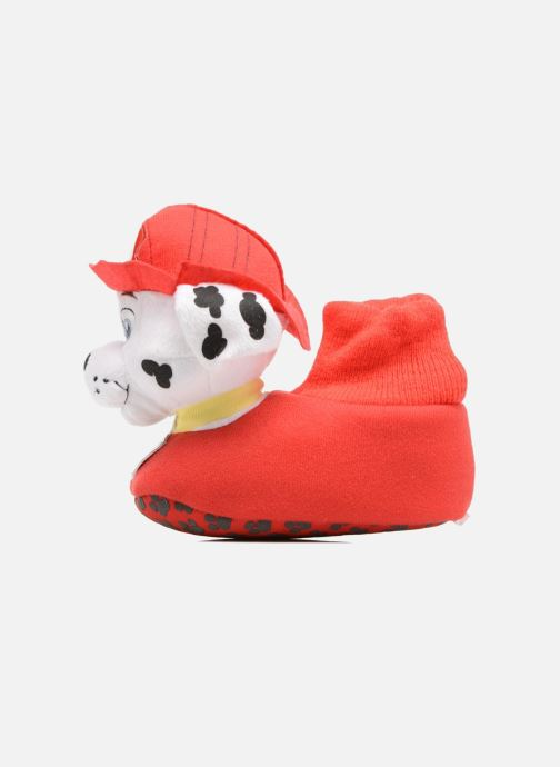 Slippers Pat Patrouille Scottish Red front view