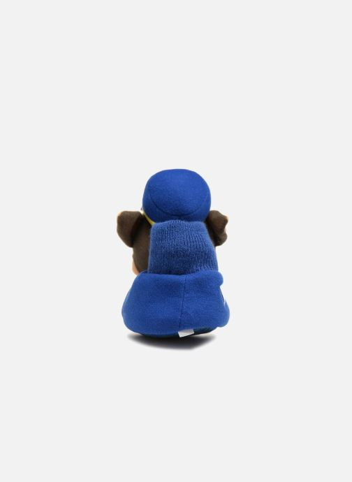 Pantoffels Pat Patrouille Scottish Blauw rechts