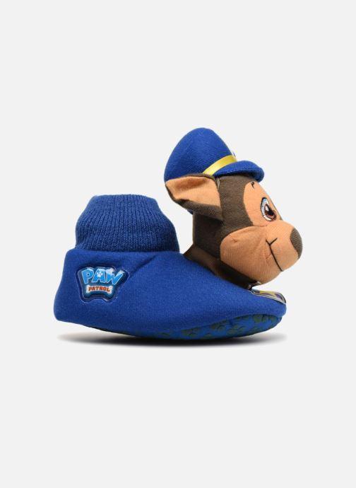 Pantoffels Pat Patrouille Scottish Blauw achterkant