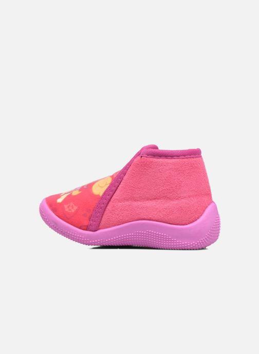 Pantoffels Pat Patrouille Sita Roze voorkant