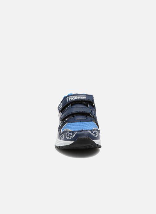 Baskets Star Wars Yago Bleu vue portées chaussures