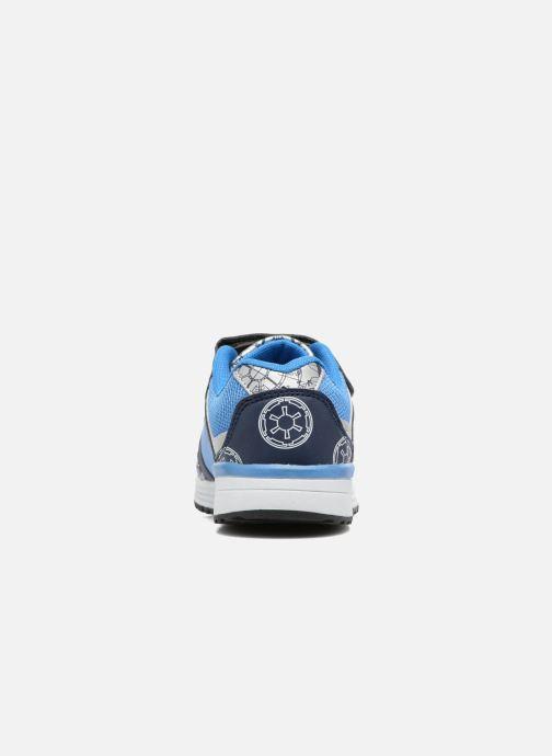 Baskets Star Wars Yago Bleu vue droite