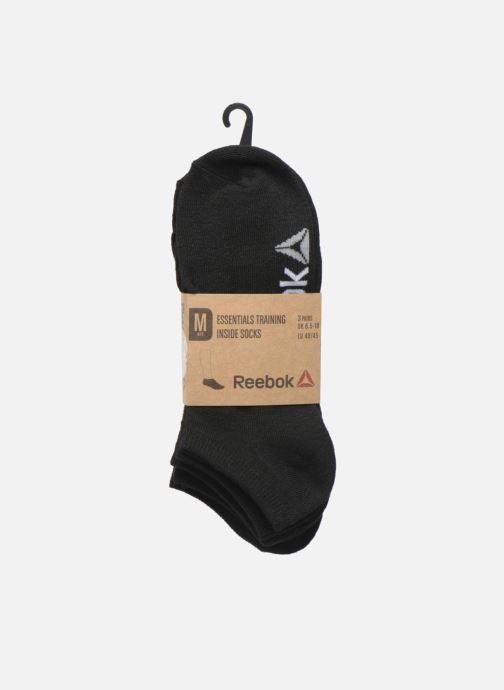 Sokken en panty's Reebok Chaussettes No Show Lot de 3 Zwart achterkant