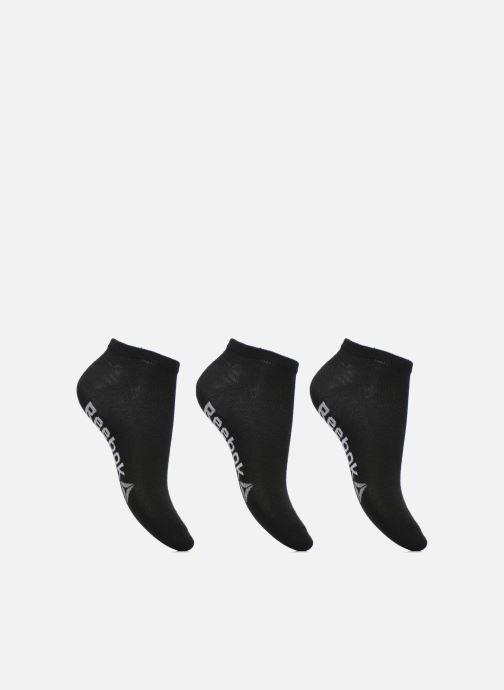 Chaussettes et collants Reebok Chaussettes No Show Lot de 3 Noir vue détail/paire