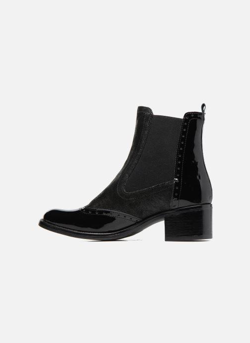 Stiefeletten & Boots Georgia Rose Napoli schwarz ansicht von vorne