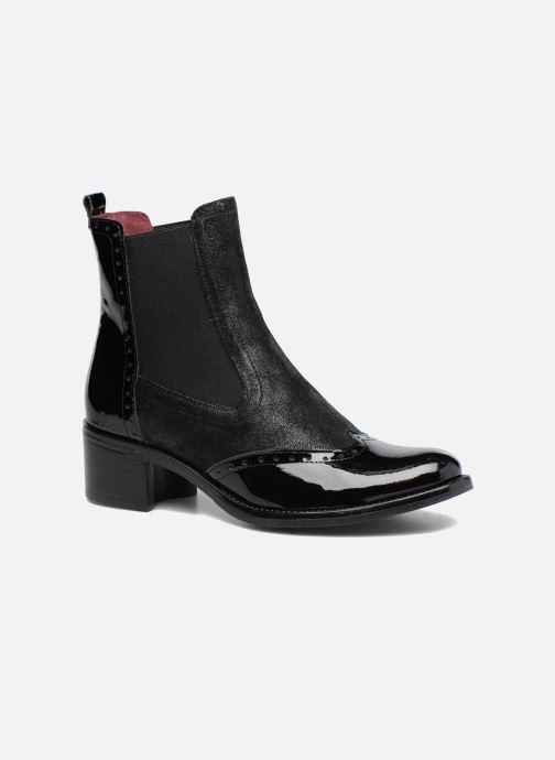 Bottines et boots Georgia Rose Napoli Noir vue détail/paire