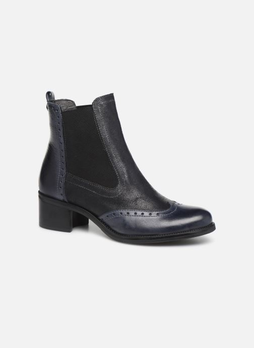 Bottines et boots Georgia Rose Napoli Bleu vue détail/paire