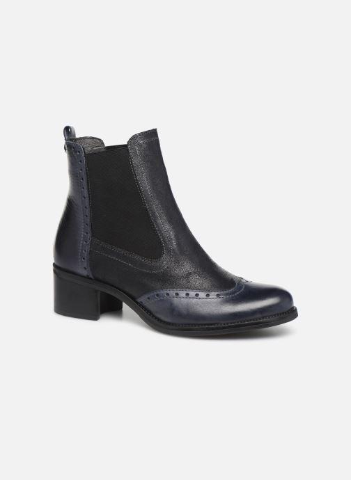 Stiefeletten & Boots Georgia Rose Napoli blau detaillierte ansicht/modell