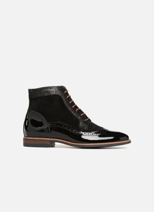 Bottines et boots Georgia Rose Navola Noir vue derrière