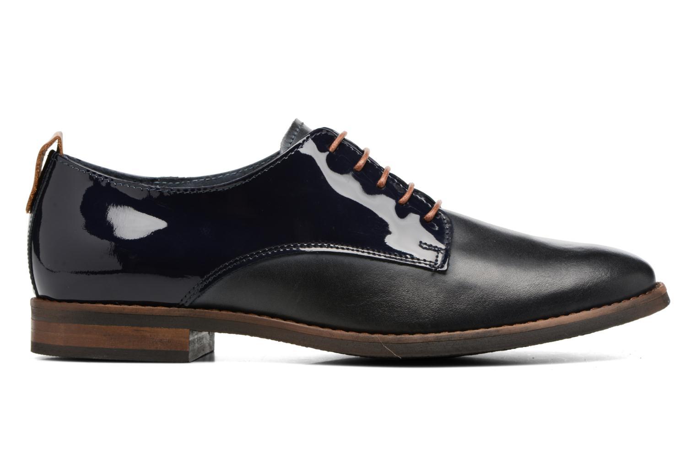 Chaussures à lacets Georgia Rose Neverni Bleu vue derrière
