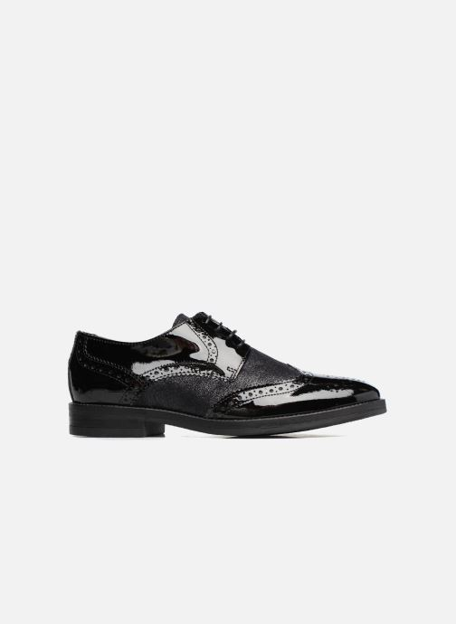 Chaussures à lacets Georgia Rose Nirvane Noir vue derrière