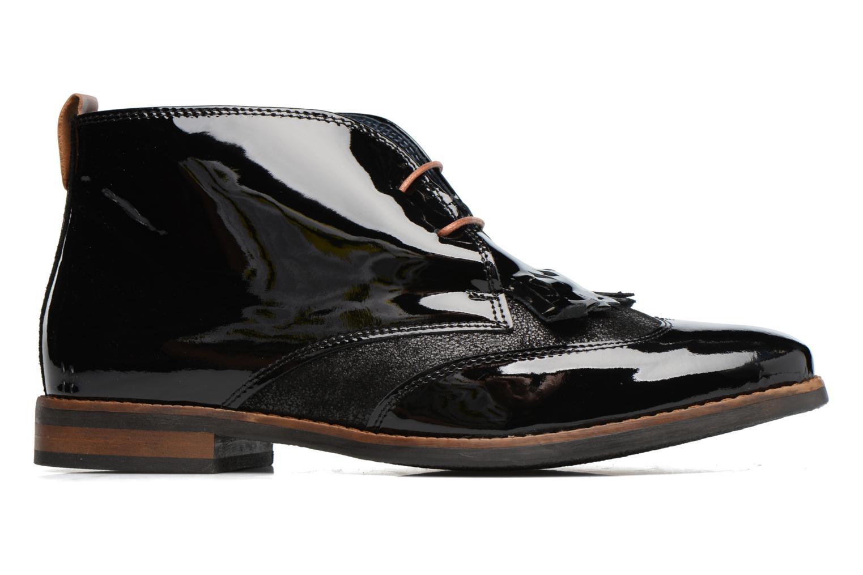 Lace-up shoes Georgia Rose Nougat Black back view