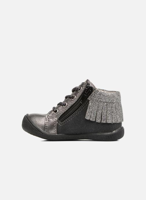 Stiefeletten & Boots NA! Arina silber ansicht von vorne