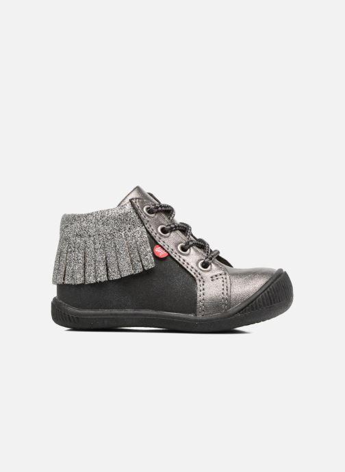 Stiefeletten & Boots NA! Arina silber ansicht von hinten