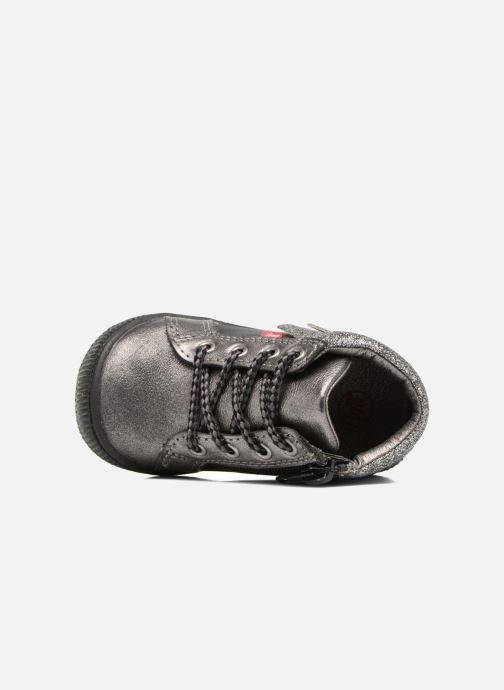 Stiefeletten & Boots NA! Arina silber ansicht von links