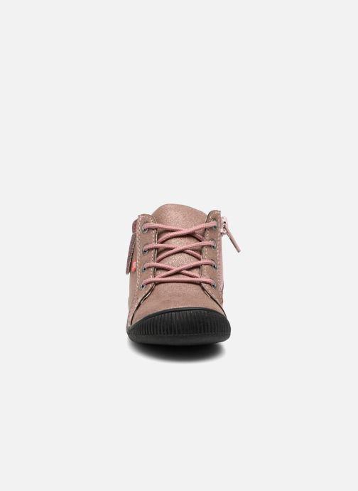 Boots en enkellaarsjes NA! Arina Roze model