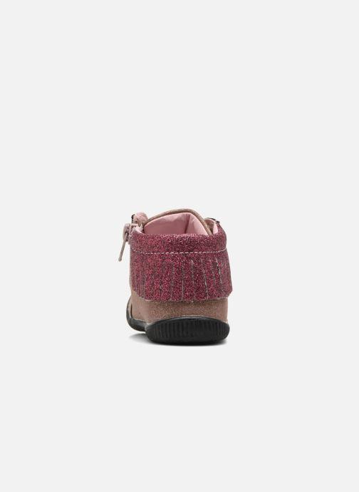 Boots en enkellaarsjes NA! Arina Roze rechts