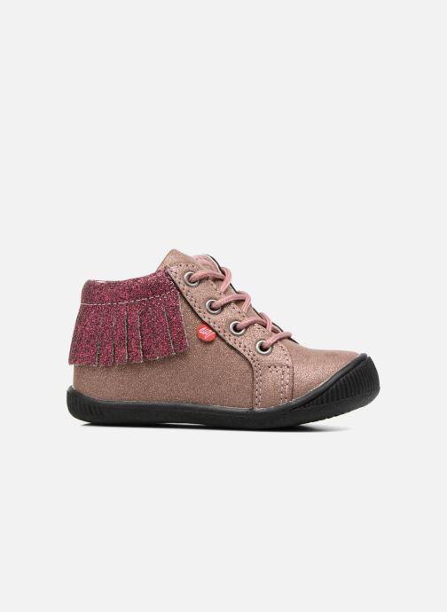 Boots en enkellaarsjes NA! Arina Roze achterkant