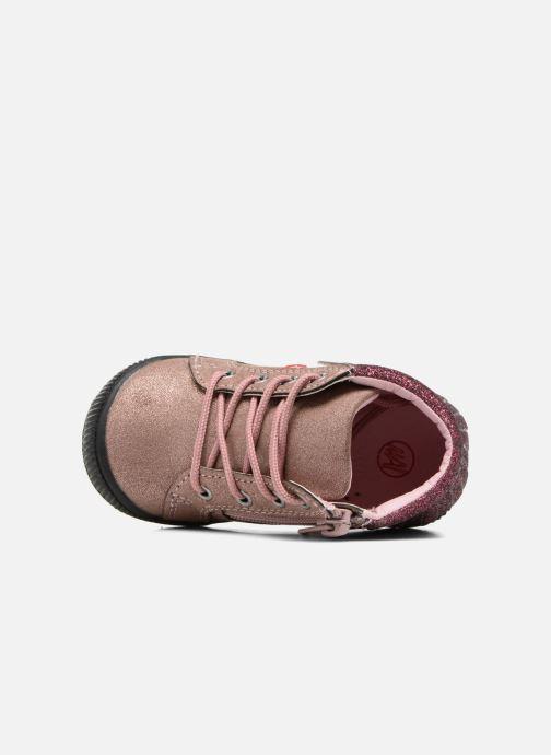 Boots en enkellaarsjes NA! Arina Roze links