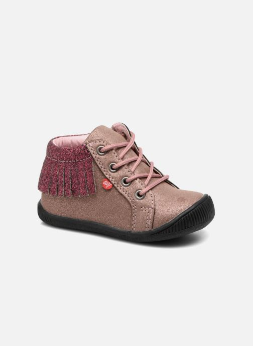 Boots en enkellaarsjes NA! Arina Roze detail
