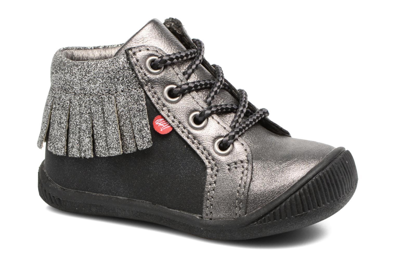Bottines et boots NA! Arina Argent vue détail/paire