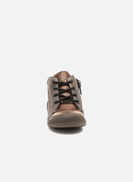 Boots en enkellaarsjes NA! Actuel Zilver model