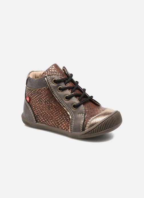Boots en enkellaarsjes NA! Actuel Zilver detail