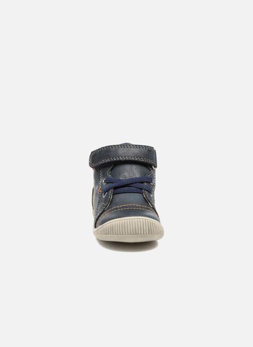 Bottines et boots NA! Axel Bleu vue portées chaussures