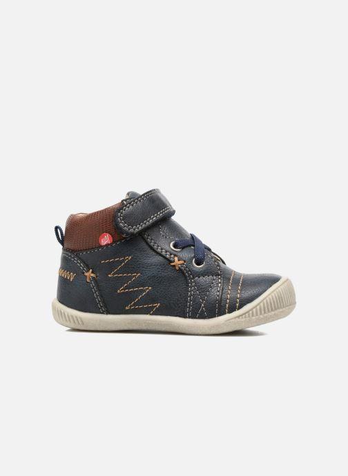 Bottines et boots NA! Axel Bleu vue derrière