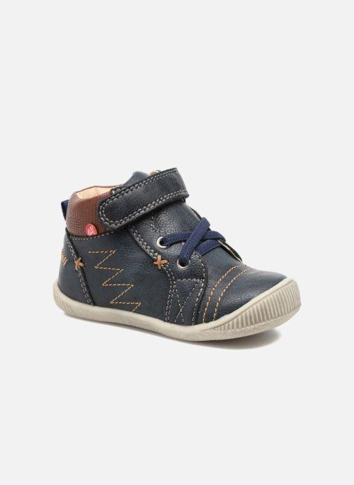 Stiefeletten & Boots NA! Axel blau detaillierte ansicht/modell