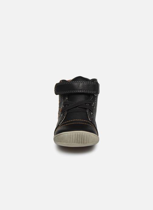 Bottines et boots NA! Axel Noir vue portées chaussures