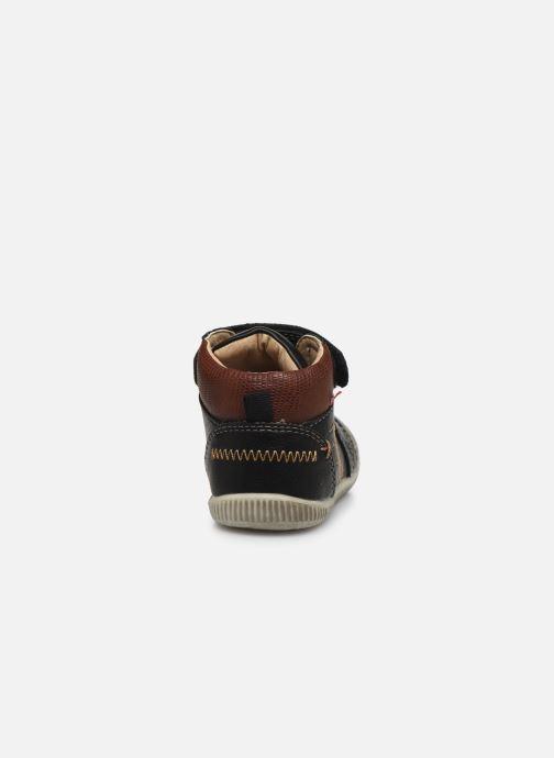 Bottines et boots NA! Axel Noir vue droite