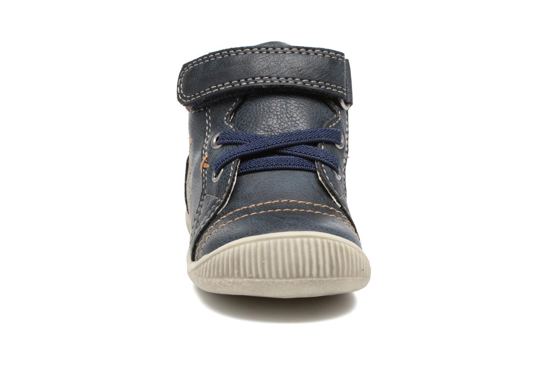 Boots en enkellaarsjes NA! Axel Blauw model
