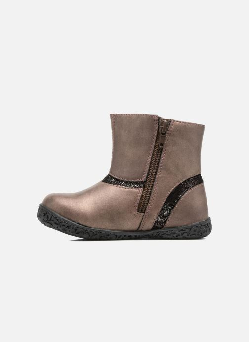 Boots en enkellaarsjes NA! Anatoli Goud en brons voorkant