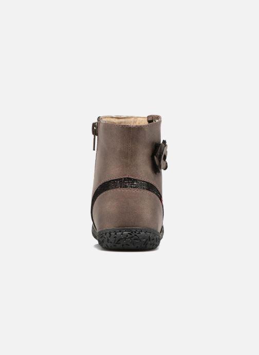 Boots en enkellaarsjes NA! Anatoli Goud en brons rechts