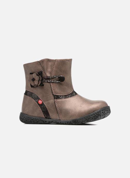 Bottines et boots NA! Anatoli Or et bronze vue derrière