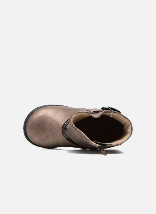 Bottines et boots NA! Anatoli Or et bronze vue gauche