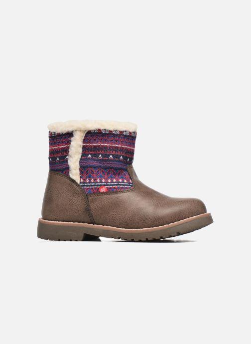 Bottines et boots NA! Aborny Marron vue derrière