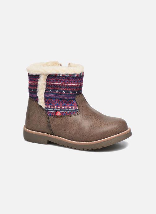 Bottines et boots NA! Aborny Marron vue détail/paire