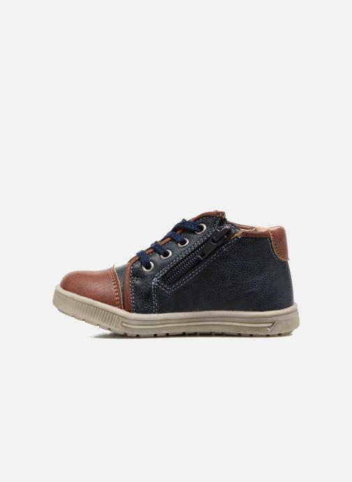 Sneakers NA! Avignon Blauw voorkant