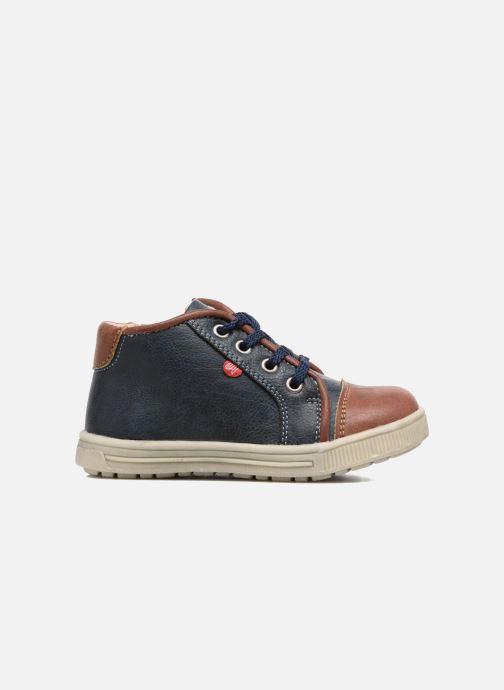 Sneakers NA! Avignon Blauw achterkant