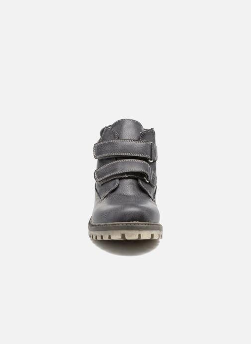 Bottines et boots NA! Anako Gris vue portées chaussures