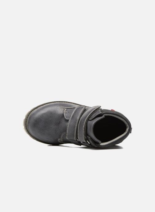 Bottines et boots NA! Anako Gris vue gauche