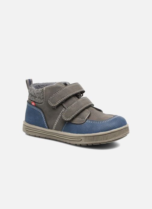 Boots en enkellaarsjes NA! Avance Grijs detail