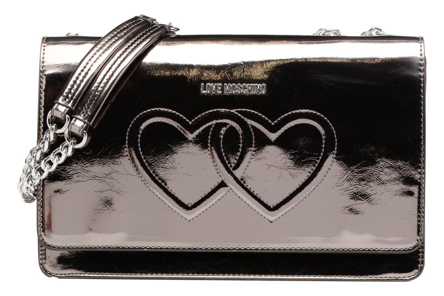 Love Embossed Fucile and épaule Hearts Metalic Moschino Porté qqwO7az