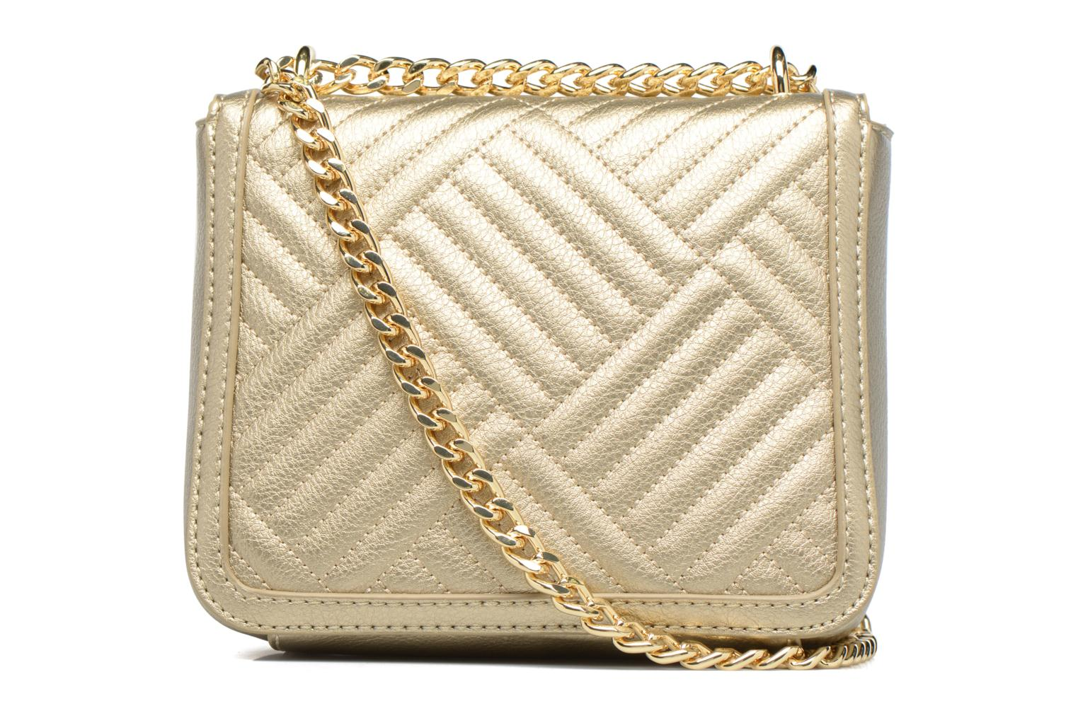Chaine Love Shiny Crossbody Moschino Quilted Oro TFq6HU