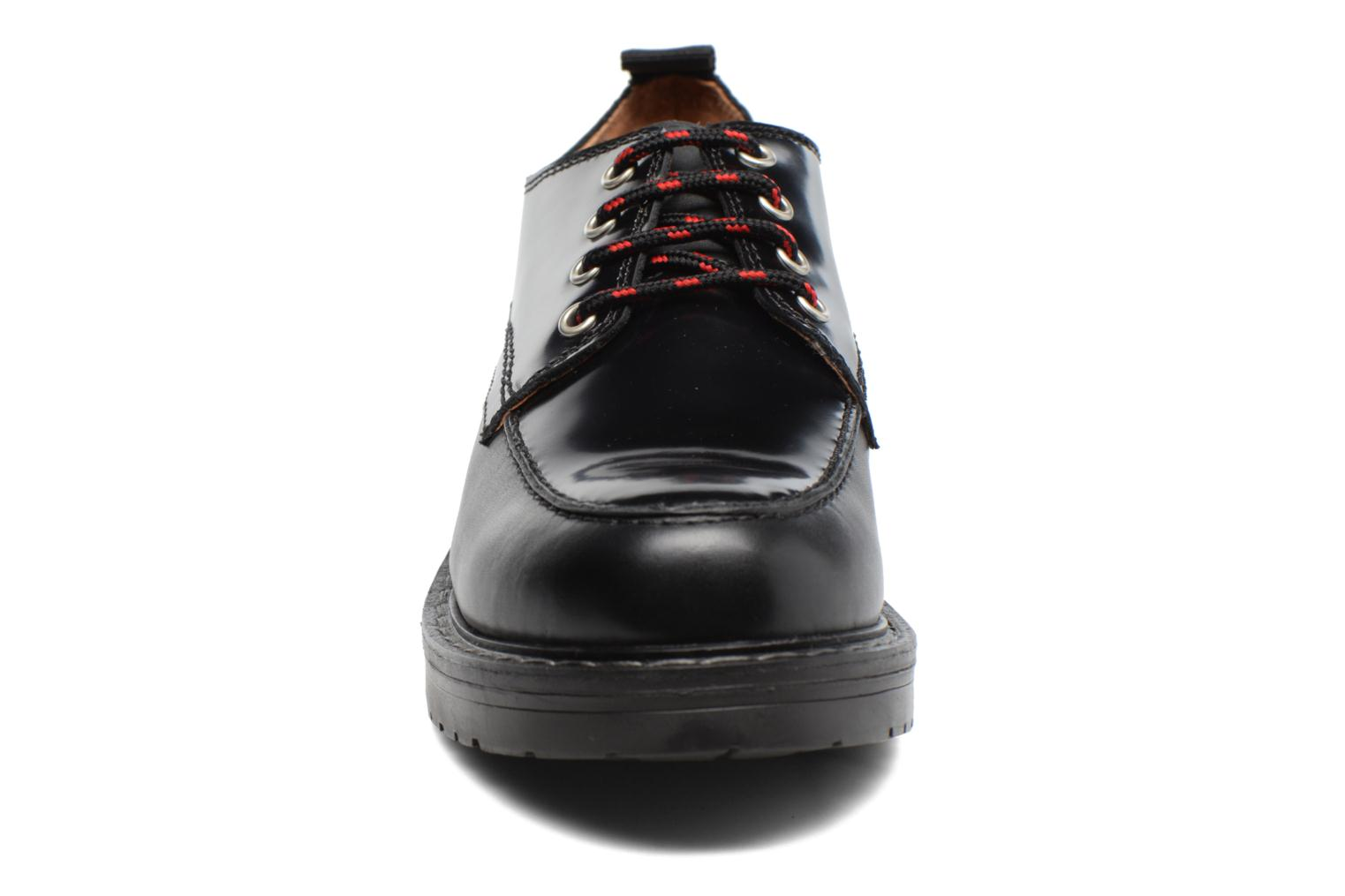 Lace-up shoes Gioseppo Tura Black model view
