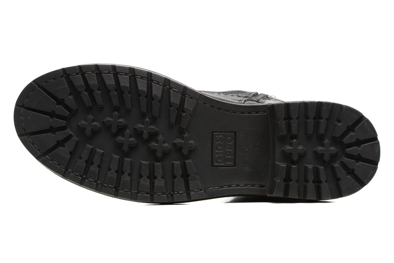 Bottines et boots Gioseppo Hopor Noir vue haut